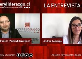 """Andrea Camargo: """"Hay mujeres que aguantan mucho tiempo la violencia porque sienten que no hay garantías para denunciar, sienten que no hay apoyo real del Estado"""""""