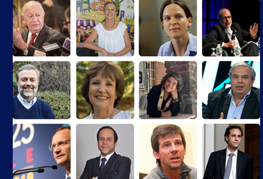 Líderes empresariales, sociales y políticos donarán charlas para financiar proyectos de fundaciones