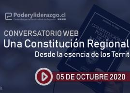 """Seminario """"Una Constitución Regionalista"""" reunirá a los principales impulsores de la Descentralización del país"""