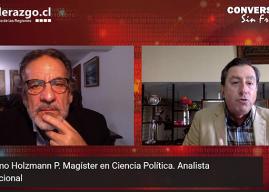 """[Conversaciones Sin Fronteras] Guillermo Holzmann: """"Si no cambiamos la ética del país, el país no cambiará"""""""