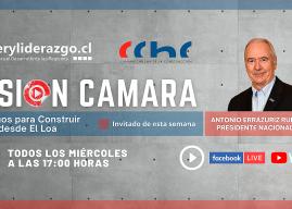 CChC Calama estrena programa streaming Visión Cámara