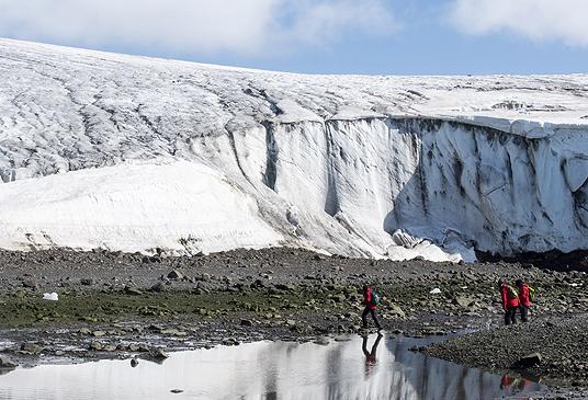 INACH y Sernageomin publicarán reportes de actividad sísmica en Territorio Chileno Antártico