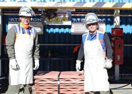 """Freeport-McMoran se compromete con una producción responsable a través de sello """"Copper Mark"""""""