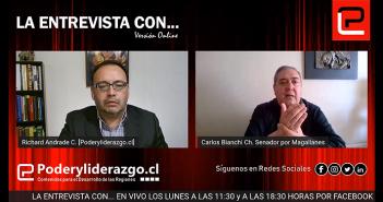 """Senador Carlos Bianchi: """"Piñera está fraccionado la sociedad chilena, está violentando la necesidad de subsistencia de la gente"""""""