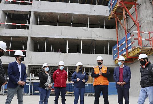 Región de Valparaíso: Autoridades constatan cumplimiento de protocolos sanitarios tras visita a terreno