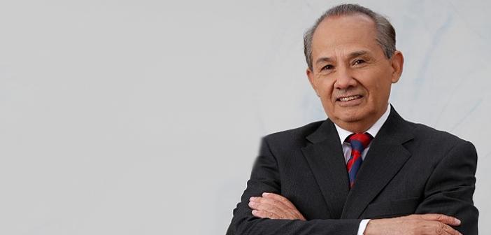 """Bernardo Javalquinto, candidato presidencial: """"proponemos formar Bancos regionales que otorguen créditos especialmente a la pequeña y mediana empresa"""""""