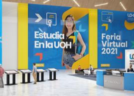 Máxima realidad, interacción y exploración vocacional marcarán la Primera Feria Virtual UOH