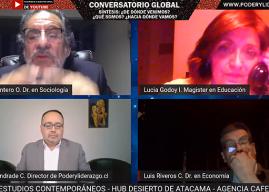 Dr. Carlos Cantero realiza ciclo de charlas web junto a destacados intelectuales del país y latinoamérica