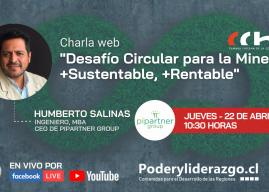 CChC Calama invita a participar de charla online Desafío Circular para la Minería