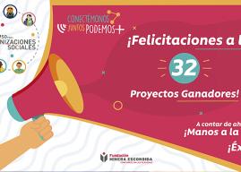 Región de Antofagasta: 32 proyectos fueron los ganadores del Concurso para Organizaciones Sociales 2021