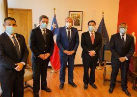 Región de Coquimbo: CChC La Serena se reúne con Delegado Presidencial y alcaldes