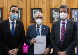 Universidad de Magallanes y HIF cierran convenio de colaboración en torno a Hidrógeno Verde