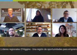 Región de O'Higgins: Realizan seminario para la Aceleración del Ecosistema de empendimiento e innovación