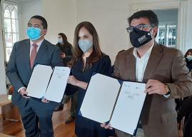Consejo para la Transparencia y Municipio de Rancagua firman convenio para implementar Programa de Apoyo Integral