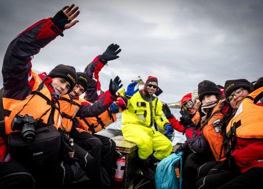 Estudiantes de 13 regiones de Chile buscarán llegar hasta el Continente Blanco gracias al INACH